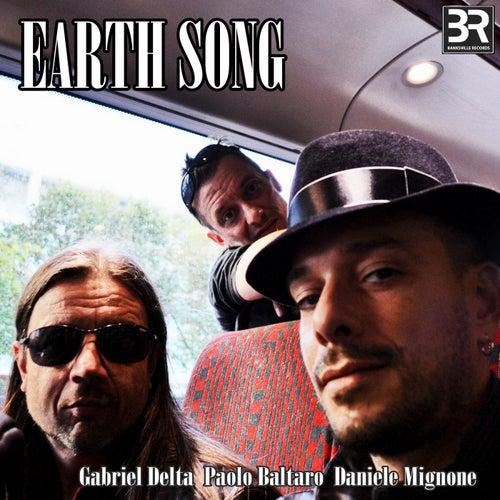 Earth Song (feat. Paolo Baltaro & Daniele Mignone) de Gabriel Delta