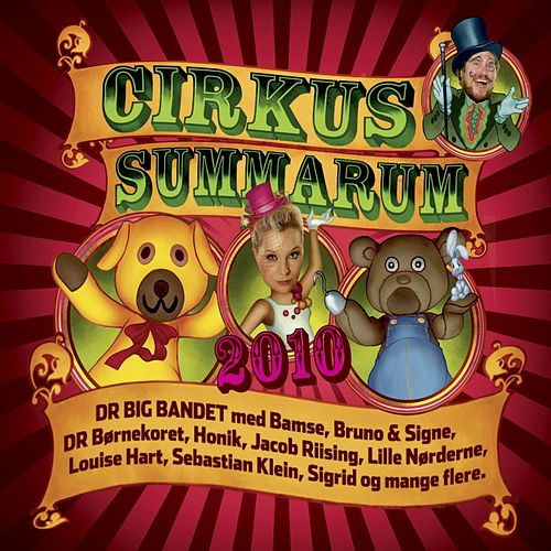 Cirkus Summarum (2010) von DR Big Band
