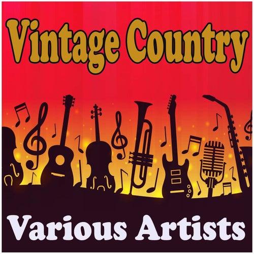Vintage Country de Various Artists