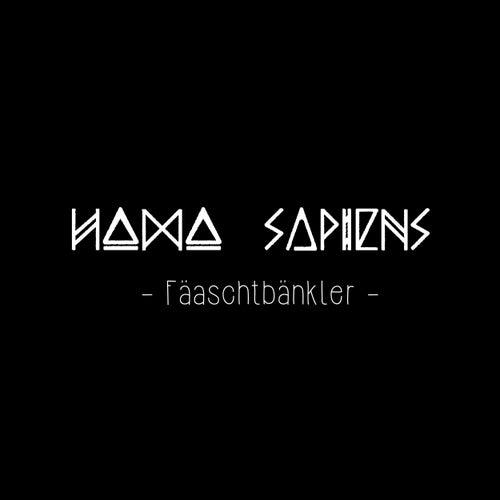 homo sapiens von Fäaschtbänkler