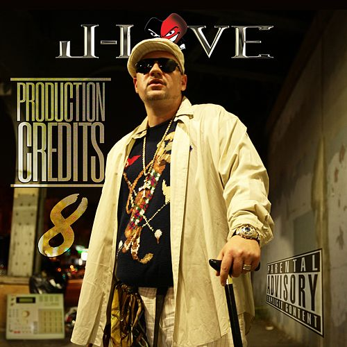 Production Credits, Vol.8 by J Love