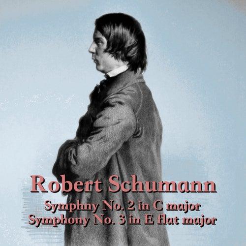 Schumann: Symphony Nos. 2 & 3 by Daniel Barenboim