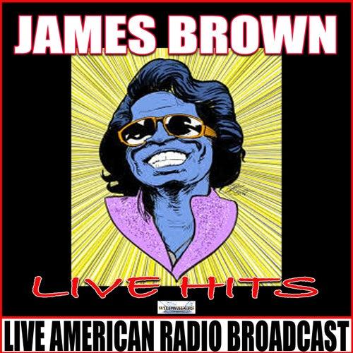 Live Hits (Live) de James Brown