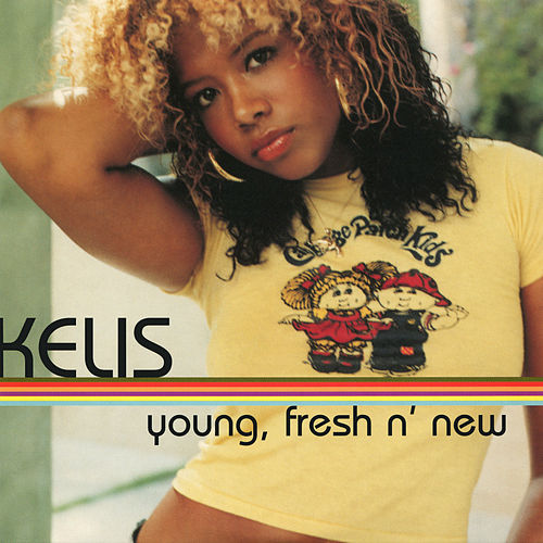Young, Fresh N' New EP by Kelis