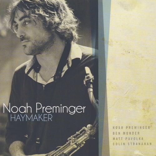 Haymaker fra Noah Preminger