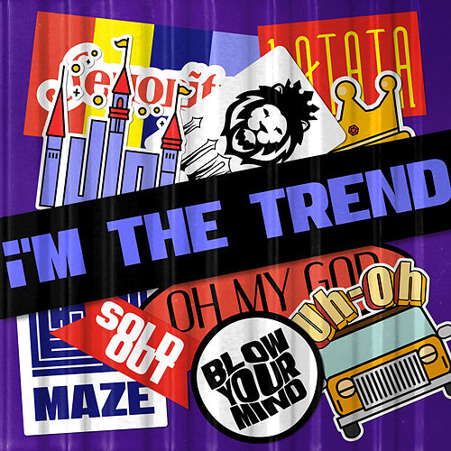 i'M THE TREND by (G)I-DLE
