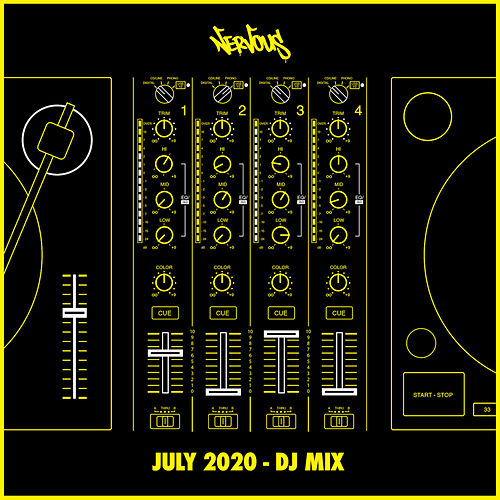 Nervous July 2020 (DJ Mix) by Various Artists