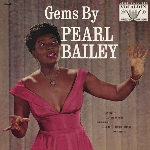 Gems By Pearl Bailey de Pearl Bailey