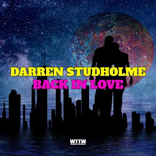 Back In Love de Darren Studholme