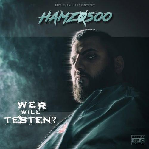 WER WILL TESTEN von Hamzo 500