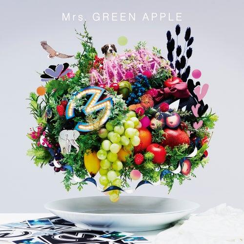5 de Mrs. Green Apple