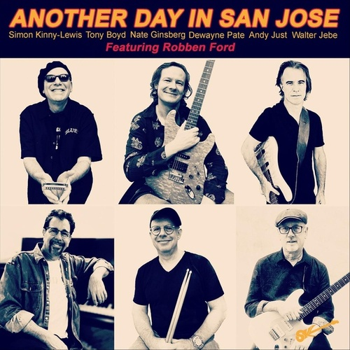 Another Day in San Jose by Simon Kinny-Lewis