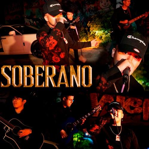 Soberano (En Vivo) by La Organización