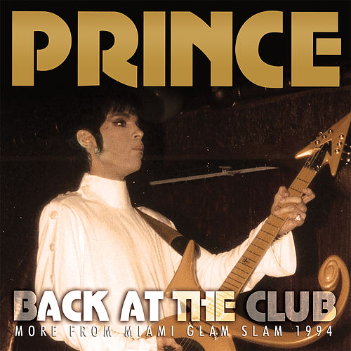Back At The Club de Prince
