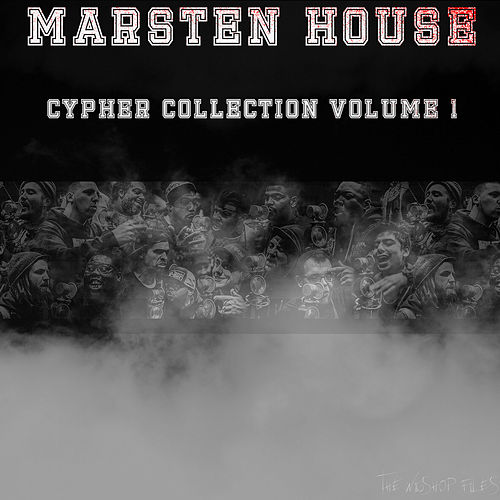 Marsten House Cypher Collection, Vol. 1 by Marsten House