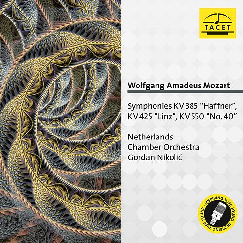Mozart: Symphonies Nos. 35 & 36 by Netherlands Chamber Orchestra