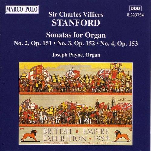 Stanford: Sonatas For Organ, Opp. 151-153 de Joseph Payne