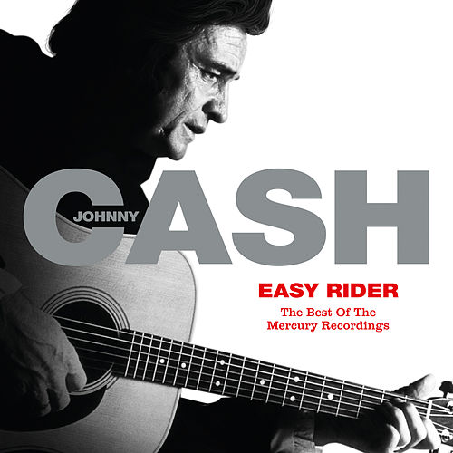 Easy Rider: The Best Of The Mercury Recordings de Johnny Cash
