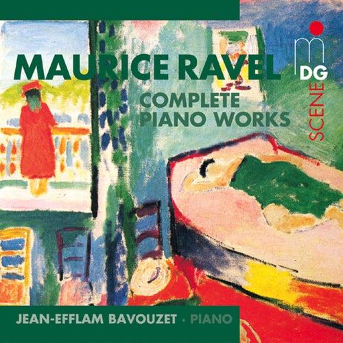 Ravel: Complete Piano Works van Jean-Efflam Bavouzet