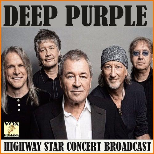 Deep Purple Highway Star Concert Broadcast (Live) de Deep Purple