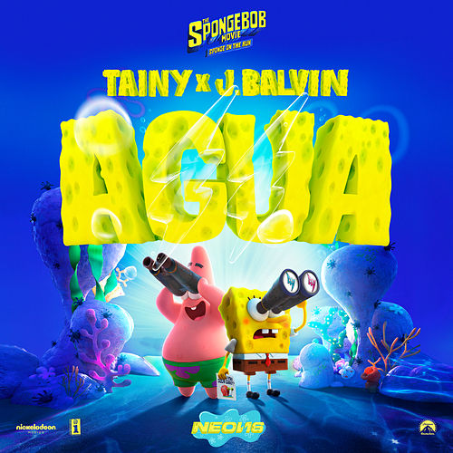 Agua (Music From 'Sponge On The Run' Movie) de Tainy & J Balvin