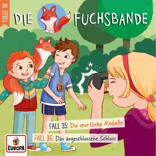 018/Fall 35: Die sportliche Medaille/Fall 36: Das angeschlossene Schloss von Die Fuchsbande