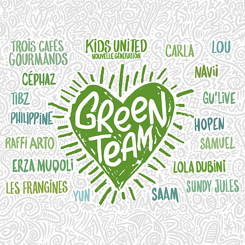Trois petits pas de Green Team