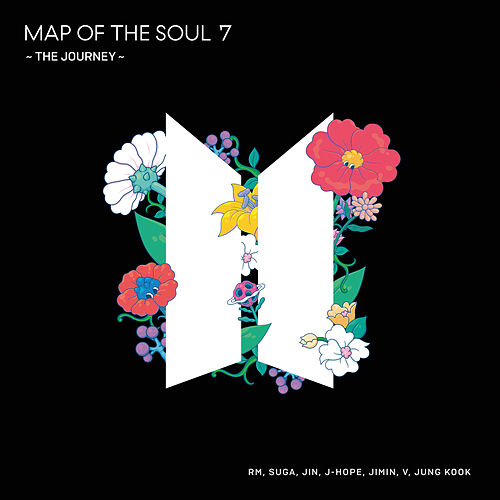 MAP OF THE SOUL : 7 ~ THE JOURNEY ~ by BTS