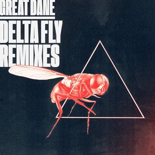 Delta Fly Remixes fra Great Dane