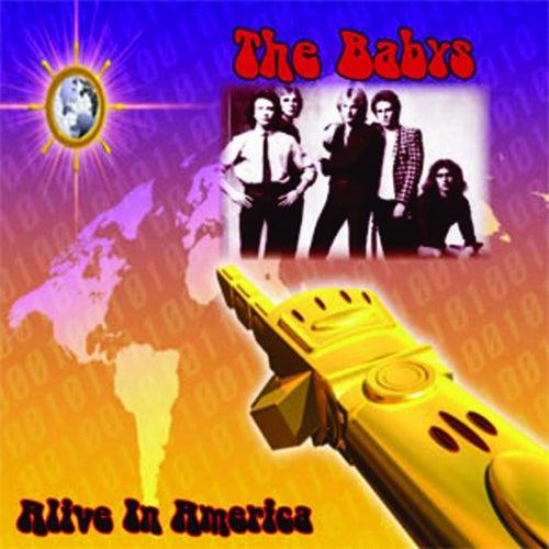 Alive In America von The Babys
