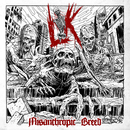 Misanthropic Breed by Lik