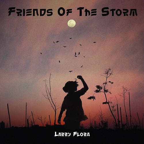 Friends of the Storm von Larry Flora