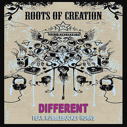 Different (feat. Rubblebucket Horns) by Roots of Creation