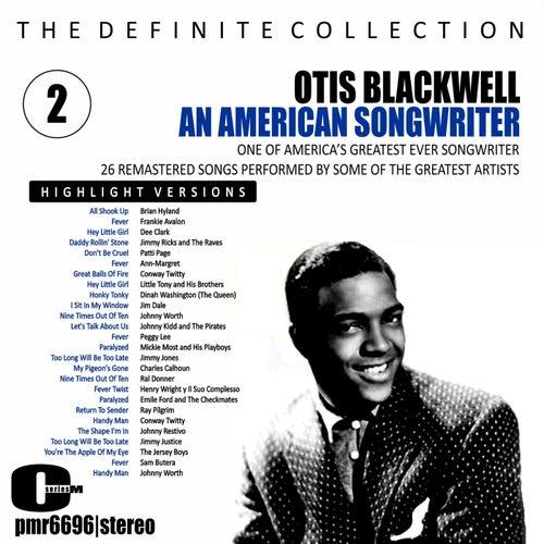 Otis Blackwell; an American Songwriter, Volume 2 de Various Artists