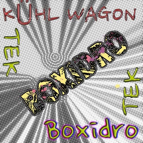 Kühlwagontek by Boxidro