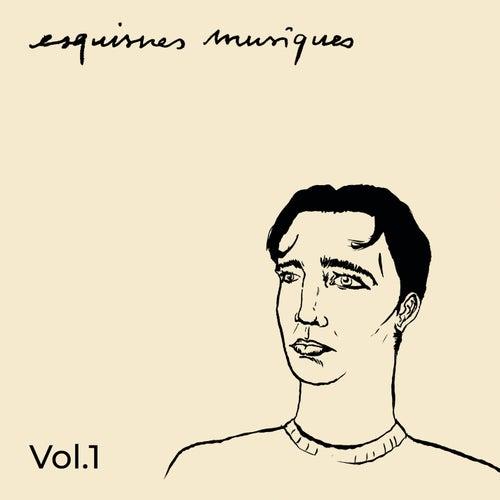 Esquisses Musiques Vol.1 by Richard Fenet
