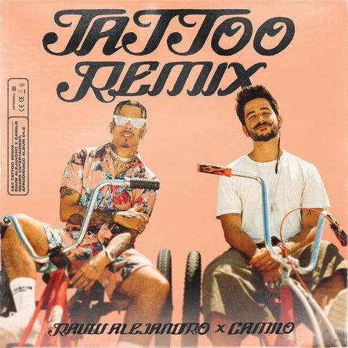 Tattoo (Remix with Camilo) de Rauw Alejandro
