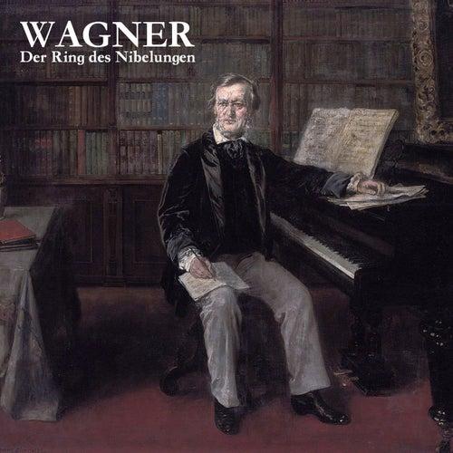 Wagner: Der Ring des Nibelungen von Dietrich Fischer-Dieskau