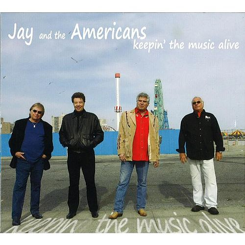 Keepin' The Music Alive de Jay & The Americans