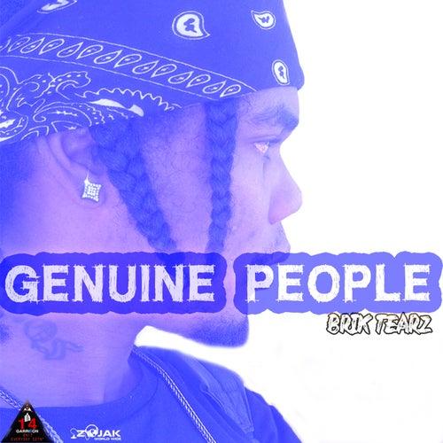 Genuine People by Brik Tearz