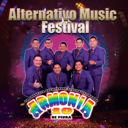 Alternativo Music Festival by Armonia 10