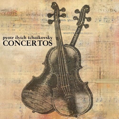 Pyotr Ilyich Tchaikovsky: Concertos von Martha Argerich