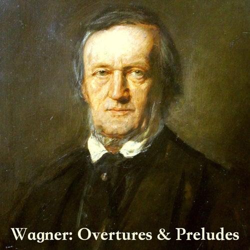 Wagner: Overtures & Preludes de Rafael Kubelik