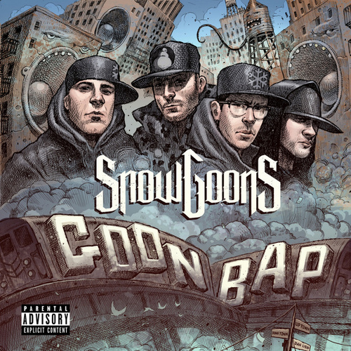 Goon Bap by Snowgoons