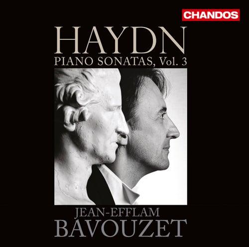 Haydn: Piano Sonatas, Vol. 3 van Jean-Efflam Bavouzet