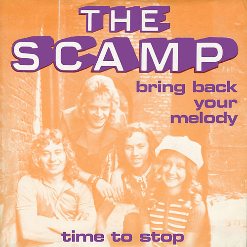Bring Back Your Melody (feat. Peter Tetteroo) by Scamp