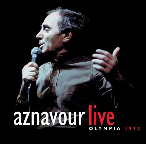 Olympia 72 de Charles Aznavour