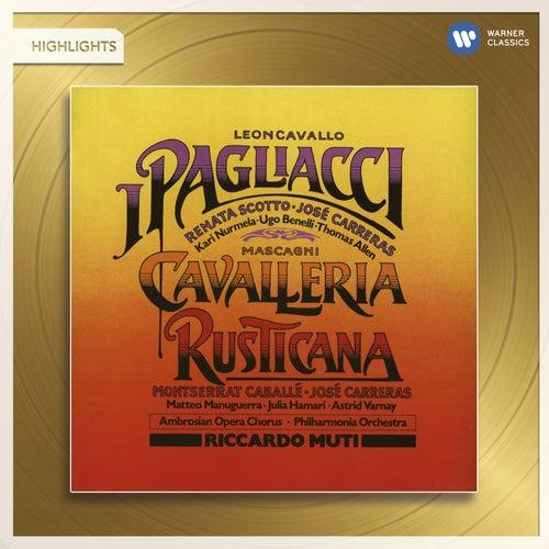 Mascagni: Cavalleria Rusticana von Riccardo Muti