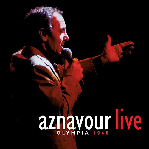 Olympia 68 de Charles Aznavour