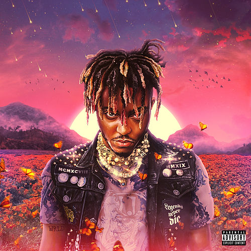 Legends Never Die by Juice WRLD